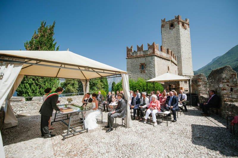 Matrimonio Castello di Malcesine Lago di Garda-029