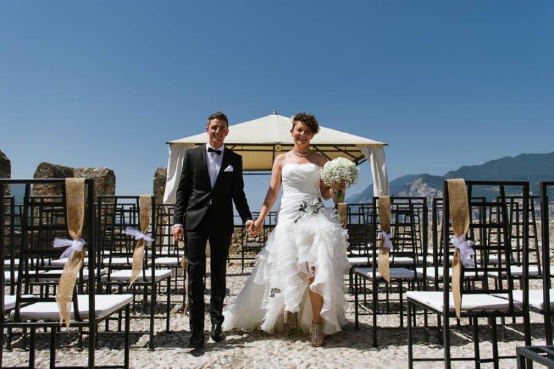 Matrimonio Castello di Malcesine Lago di Garda-039