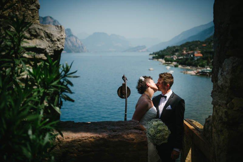 Matrimonio Castello di Malcesine Lago di Garda-054
