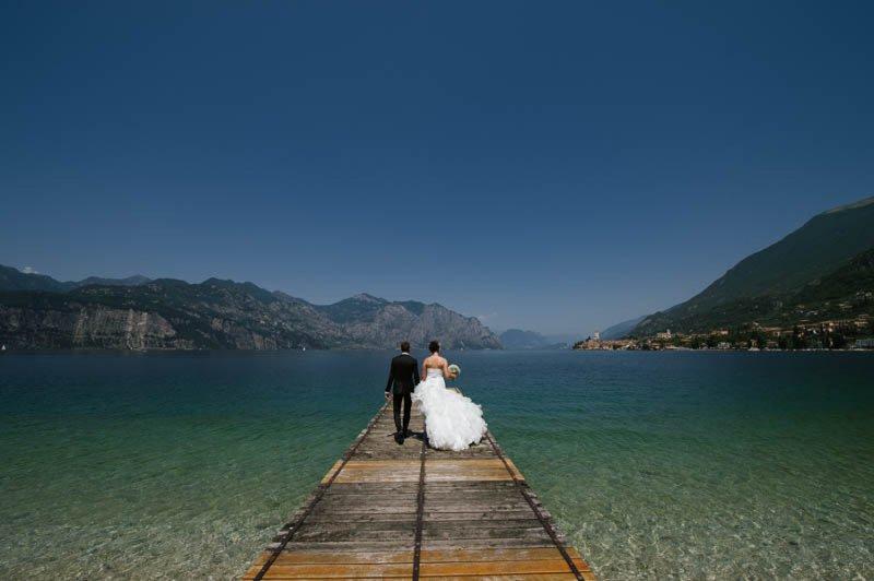 Matrimonio Castello di Malcesine Lago di Garda-069