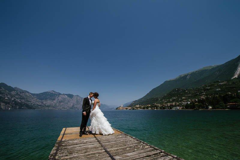 Matrimonio Castello di Malcesine Lago di Garda-071
