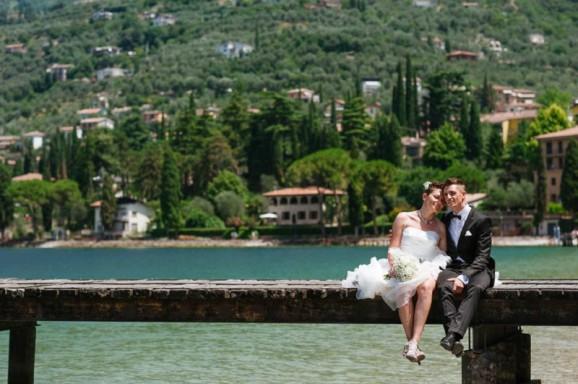 Foto matrimonio Malcesine fotografo matrimonio Malcesine