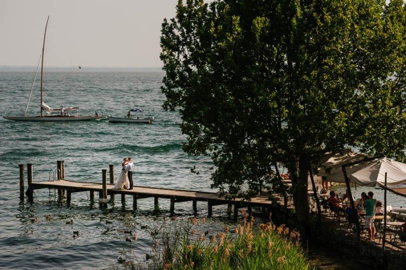 Matrimonio Castello di Malcesine Lago di Garda-101
