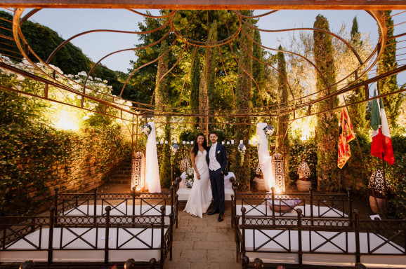 Matrimonio a Tenuta Cipressi e Olivi